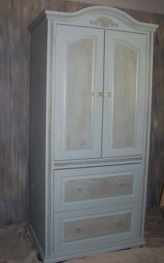 Hooker Hand Painted Armoire | Dream Home | Pinterest | Armoires And  Upcycled Furniture