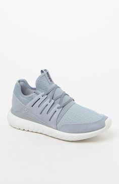 huge discount 28735 6c869 adidas Tubular Radial Grey Shoes at PacSun.com. Zapatos Deportivos TenisZapatillasDeportesZapatillas ...
