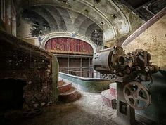 . Military Vehicles, Abandoned, Train, Theater, Lost, Places, Old Abandoned Houses, Camera, Glee
