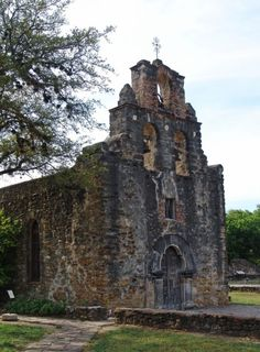 Mission Espada, San Antonio, Texas-Such awesome places for pictures