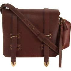 I will be getting this leather satchel!!