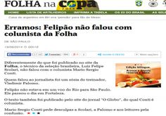 BLOG DO IRINEU MESSIAS: Folha e O Globo: na falta de entrevistado, vai o s...