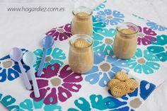 Crema de galletas. www.hogardiez.com.es