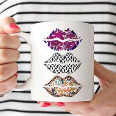 Kiss & Wear Ventura Mug, $15 #kissandwear #kwbabe #lovewhatuwear #westcoastcool #eastcoastchic #fashion #accessories