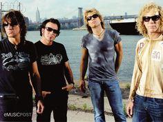 Bon Jovi. lovelovelove them!