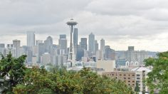 Five Seattle Favorites - Postcards & Passports