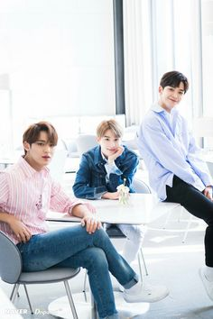 Dispatch update spesial white day with Mingyu Seventeen, Jungwoo NCT and Rowon SF9