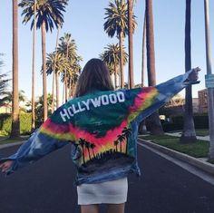 hollywood n roll jacket - Yahoo 圖片搜尋結果 Diy Clothing, Custom Clothes, Los Angeles Usa, California Dreamin', Wild Ones, Free Spirit, New Trends, Decir No, Hollywood