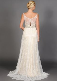 "Eugenia ""Eleanor"" style 3902 Wedding Dress - The Knot"