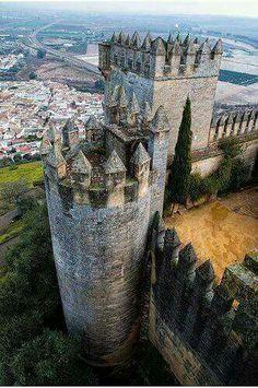 Castillo de Almodovar,Córdoba