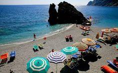 Monterosso. La Spezia, Italy.