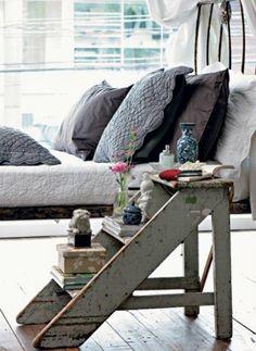 the perfect sidekick: 10 alternative nightstand solutions