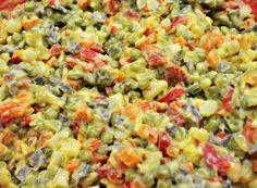 Rindfleischsalat 'Salata de boeuf' – miss red fox Fox Food, Red Fox, Pasta Salad, Pizza, Vegetables, Cooking, Ethnic Recipes, Dips, Blog