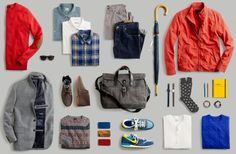 J.Crew Fall Cheat Sheet