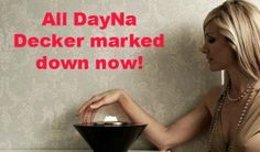 Limited time DayNa Decker holiday discounts!  http://www.raincollection.com/pages/dayna_decker/349.php