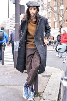 栗原類(Rui Kurihara) Runway Fashion, Fashion Beauty, Mens Fashion, Fashion Outfits, Dior, Japanese Models, Fashion Lookbook, Daily Wear, Fashion Photography