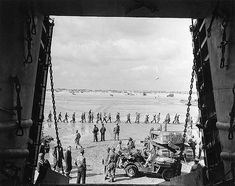 6 de Junio de 2014, hace 70 años del desembarco de Normandía por las tropas aliadas