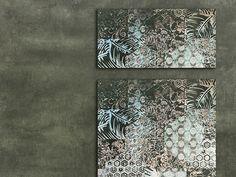 Porcelain stoneware wall/floor tiles LUCI DI VENEZIA by DSG Ceramiche