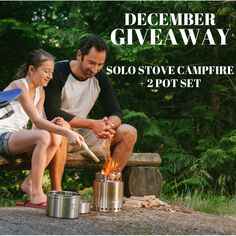 Enter to #win a @SoloStove Campfire and 2 Pot Set in their monthly #giveaway - https://wn.nr/CULvhP