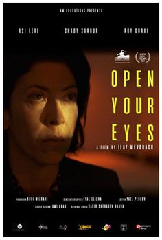 Ilana arrives for her monthly treatment at the eye clinic and hears that her doctor has been replaced by Dr. Ilana considers herself a liberal woman but there is no chance that an. Jewish Film Festival, Best Cinematography, Title Sequence, Open Your Eyes, Short Films, Clinic, Shots, Typography, Frame