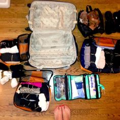 Checking bags is for the birds. If you're going on a long trip, the last thing you want is to have to haul huge amounts of luggage everywhere you go — especially if you travel at the pace I do,...