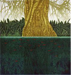 Yu Chengyou Banyan_tree_50x52cm_water_based_woodcut[1]