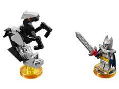 Castle 71344 Weapon NEW LEGO sword Excalibur Gray Light Bluish x 5