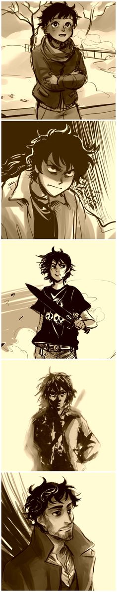 Nico di Angelo - Dislike the last pic