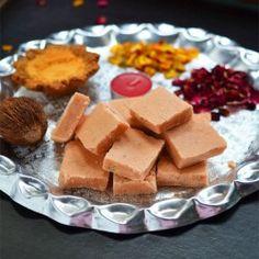 Maida Burfi or Maida Cake is easy burfi recipe with minimal ingredients, perfect sweet for Diwali, holi or any festival