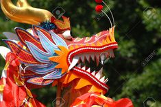 chinese dragon head - Google Search