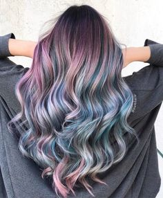 Tag a friend who would love this hair | @hairbykacie1 http://www.qunel.com/ fashion street style beauty makeup hair men style womenswear shoes jacket