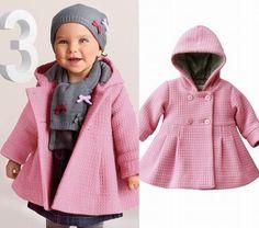 toddler girls winter jackets
