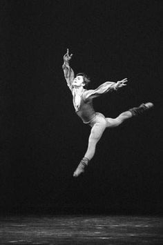 Flight of the bumblee, was probably being played by the symphony on this dance, I bet he was all over that stage its looks like a solo scene.Mikhail Barishnikov -Magnificently Extraordinary!