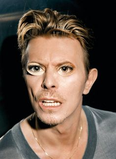 David Bowie: Eyes That Cannot See by David LaChapelle, 1995