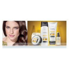 HairX Restore with Argan Oil Therapy Conditioner softens damaged hair