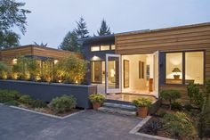 Prefab/Modular Home Prices - 2014 Costs for 20 US Companies Modular Home Prices, Prefab Modular Homes, Modern Modular Homes, Prefab Cabins, Prefab Houses, Prefab Home Prices, Modular Home Builders, Ec 3, Home Goods Decor