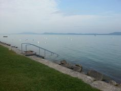 Balatonlelle Beach, Water, Outdoor, Gripe Water, Outdoors, The Beach, Beaches, Outdoor Living, Garden
