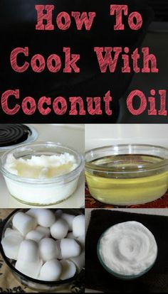 How To Cook With Coconut Oil - The Coconut Mama