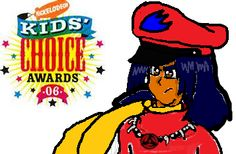 Nickelodeon Kids Choice Awards 2006 Logo part 1
