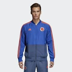 a new 2018 seleccion colombia national team blue presentation jacket cf1508  Free Ads ac1d15dc4002b