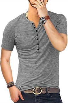 Hurley Clothing, Top Streetwear, Henley Shirts, Summer Shirts, Mens Clothing Styles, Clothing Accessories, Mom Shirts, Pulls, Suits For Women