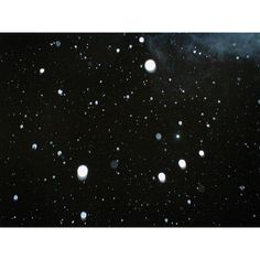 Image*After : images : dario falling snow at night black white cold... ❤ liked on Polyvore