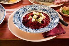Risoto de beterraba para dois | Receita Panelinha Lindo, delicioso, sedutor: este é o prato certo para um jantar a dois!