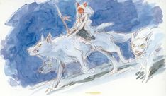 Studio Ghibli, Nausicaa, Pictures Of Princesses, Hayao Miyazaki, Art Studios, Concept Art, Moose Art, Animation, Wallpaper
