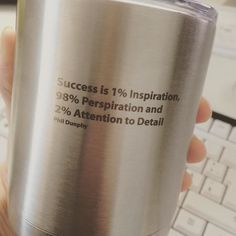 #kivanta #stainless #stainlesssteeltumbler #stainlesssteel #insulated #insulatedtumbler #wastefree #wastefreecoffee #coffeetogo #modernfamily #modernfamilyquotes #phildunphy #philosophy #witandwisdom #success #inspiration #perspiration  We love the show 'modern family' a lot.  I don't know the German synchronized version but I can't imagine that all the wit in the language can be translated.  For Christmas I gave my husband a Kivanta tumbler and you can imagine the look on his face . But I…