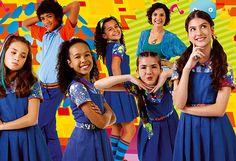 Equipe Chiquititas: Chamada Chiquititas - Capítulo 400 (23/01/2015)