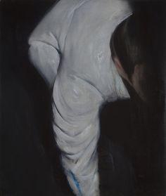 Shirt by Alexander Tinei (2012. 60 x 50cm. Oil on canvas.)