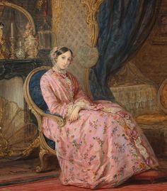 Figurazione femminile: 1796 Christina Robertson