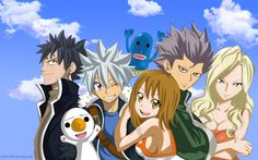 RAVE MASTER :D by claudiadragneel