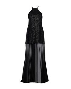 HALSTON HERITAGE Long Dress. #halstonheritage #cloth #dress #top #skirt #pant #coat #jacket #jecket #beachwear #